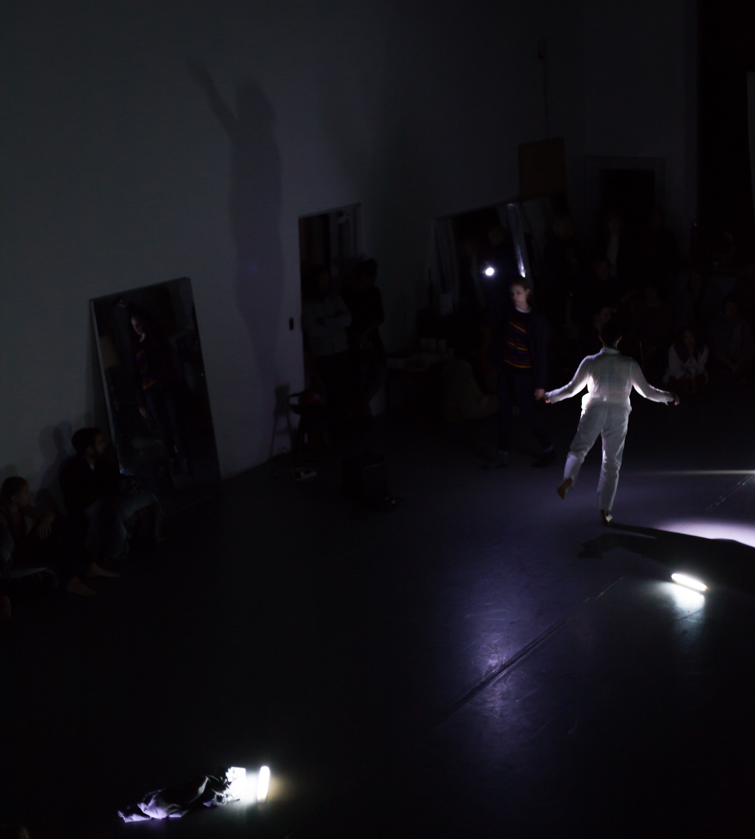 Let the Light In , at Brooklyn Studios for Dance.