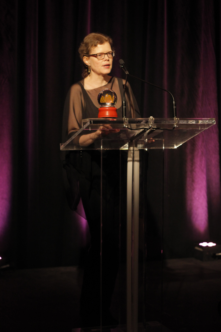 Visual AIDS's  2015 Vanguard Awards (VAVA Voom).