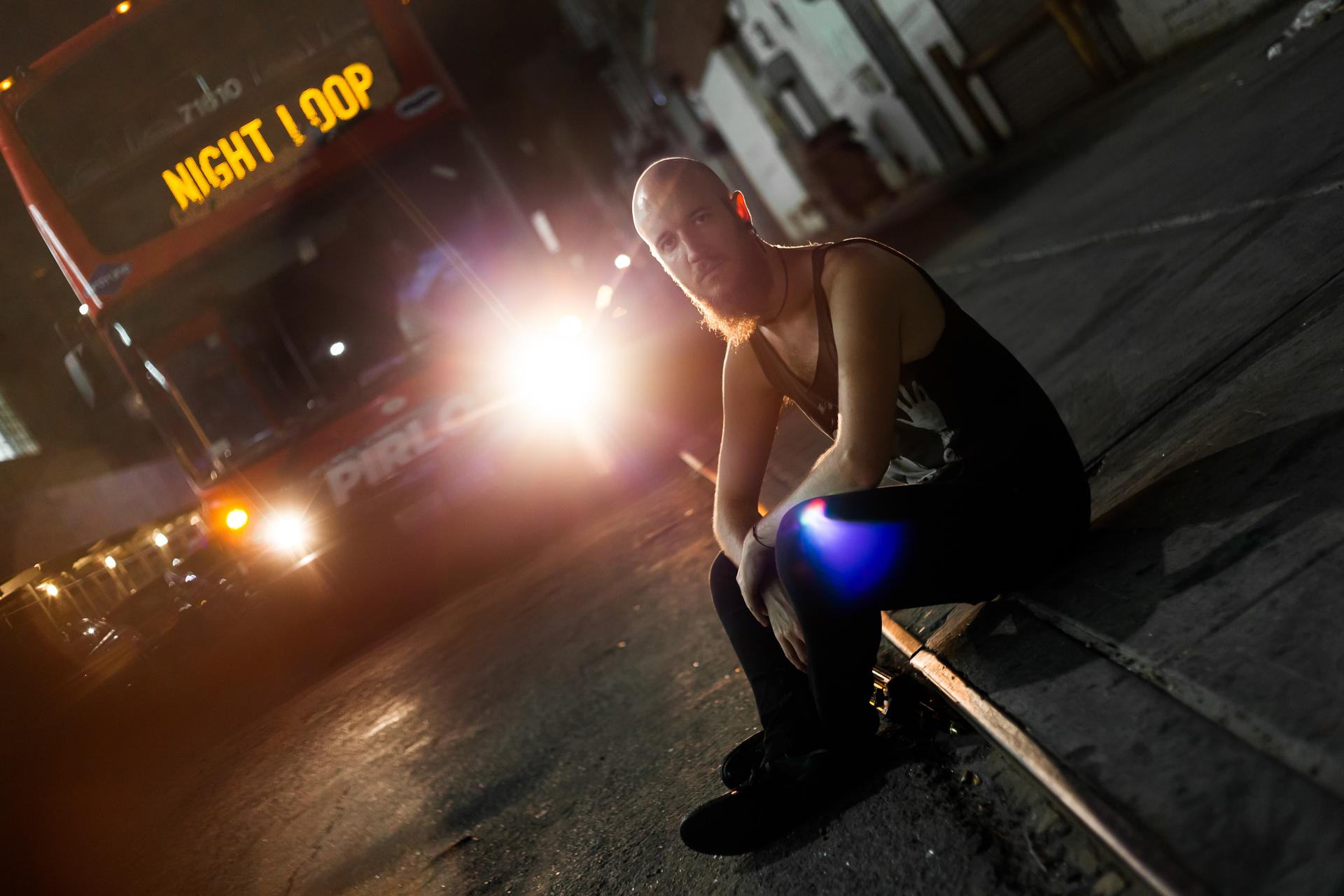 Shane Harrington, Musician -