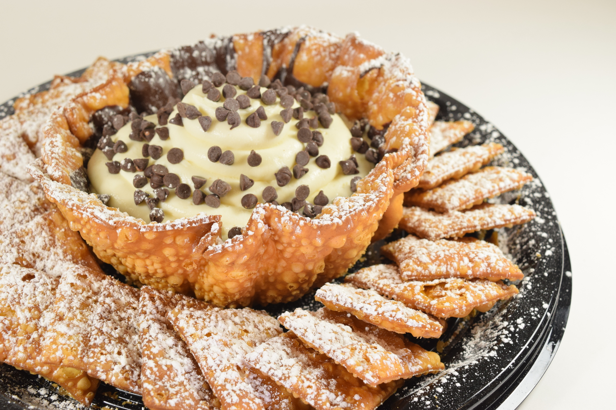 Cannoli Bowl