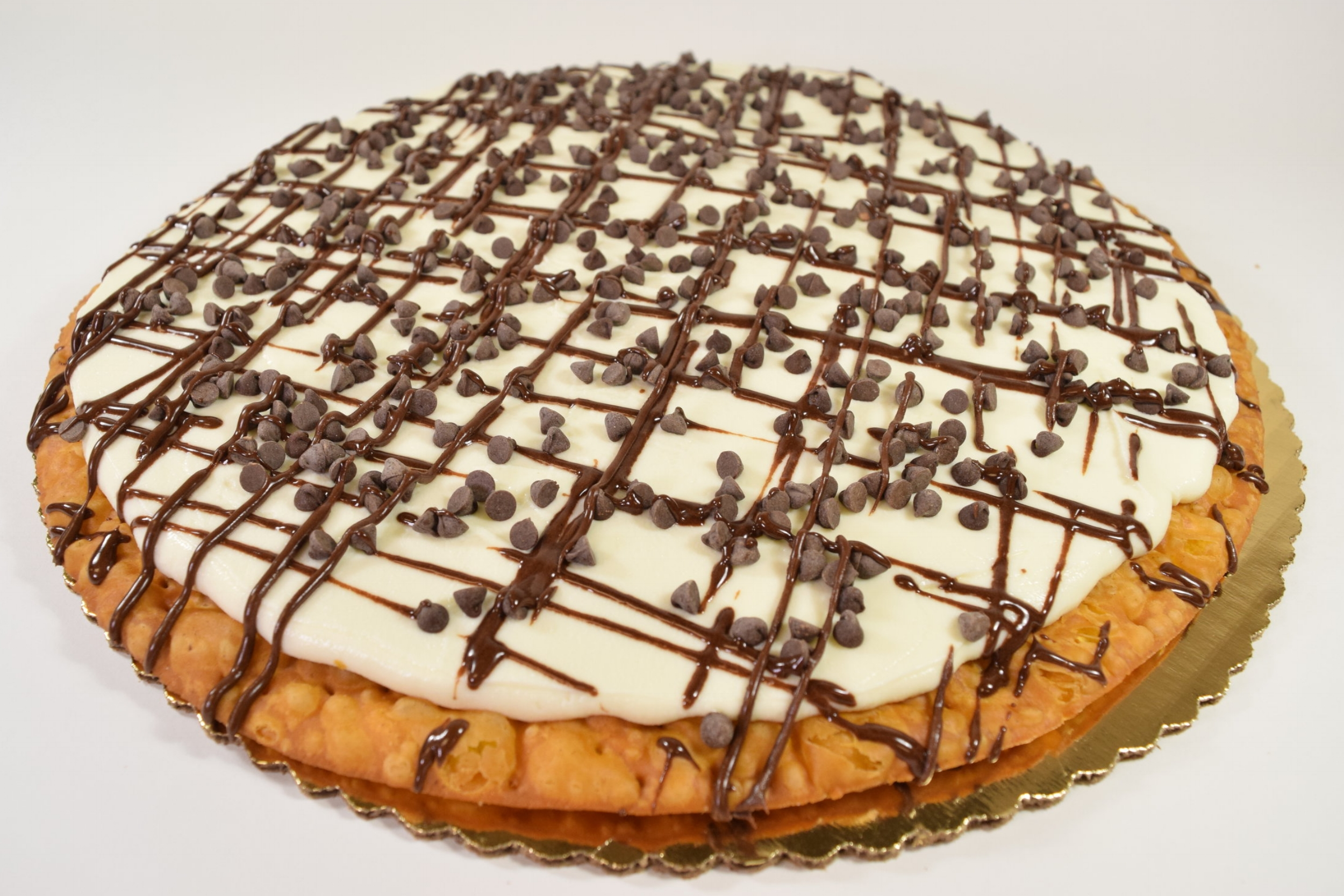 Cannoli Pizza