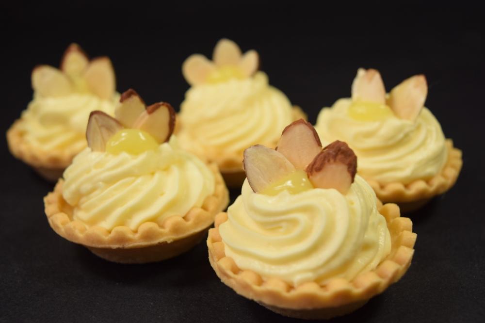 Lemon Chiffon Tart