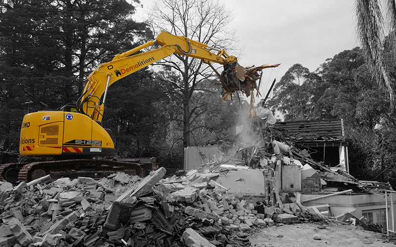 Thinking About Demolishing? Here Are Five Things You Need To know