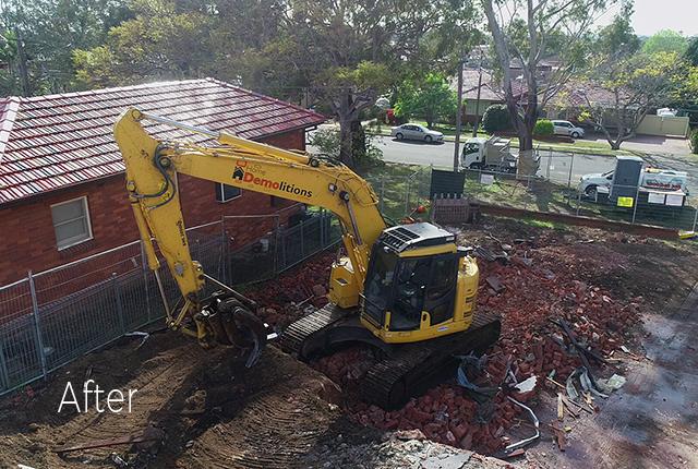 Miranda After Demolition