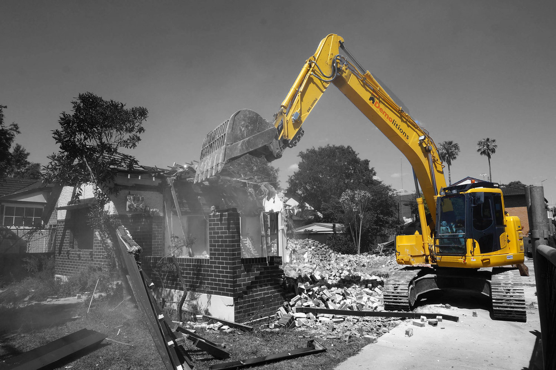 Demolition Sydney Building Demolition
