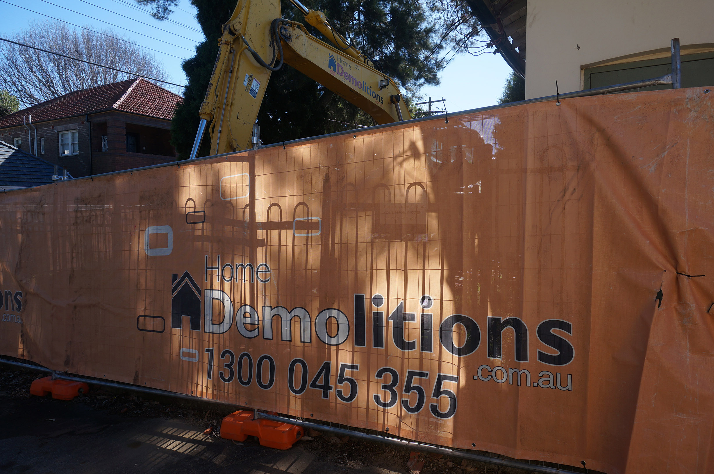 - thank you for you interest in Home demolition, we will be in touch shortly.