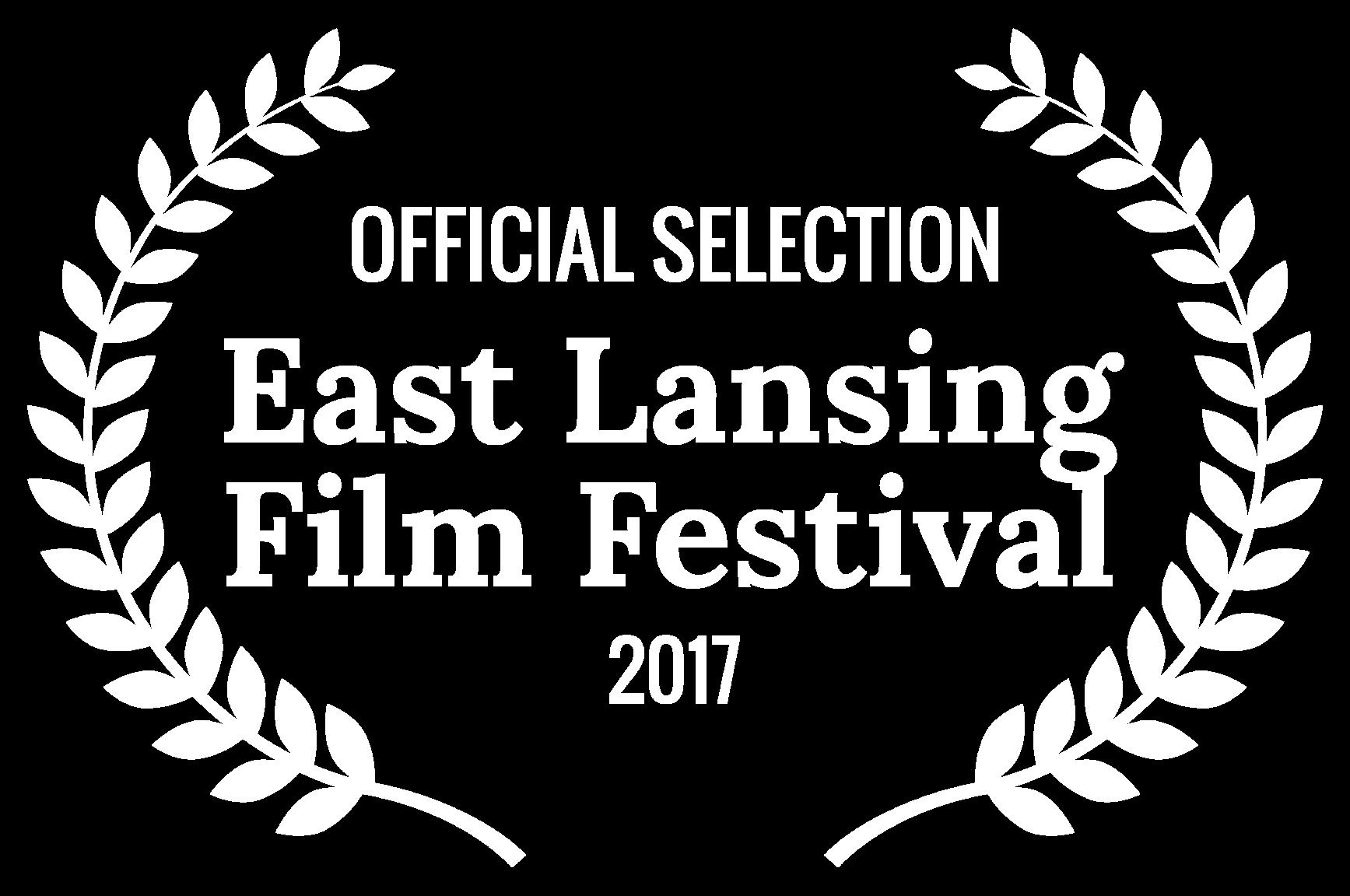 OFFICIAL SELECTION - East Lansing Film Festival 2 - 2017.png