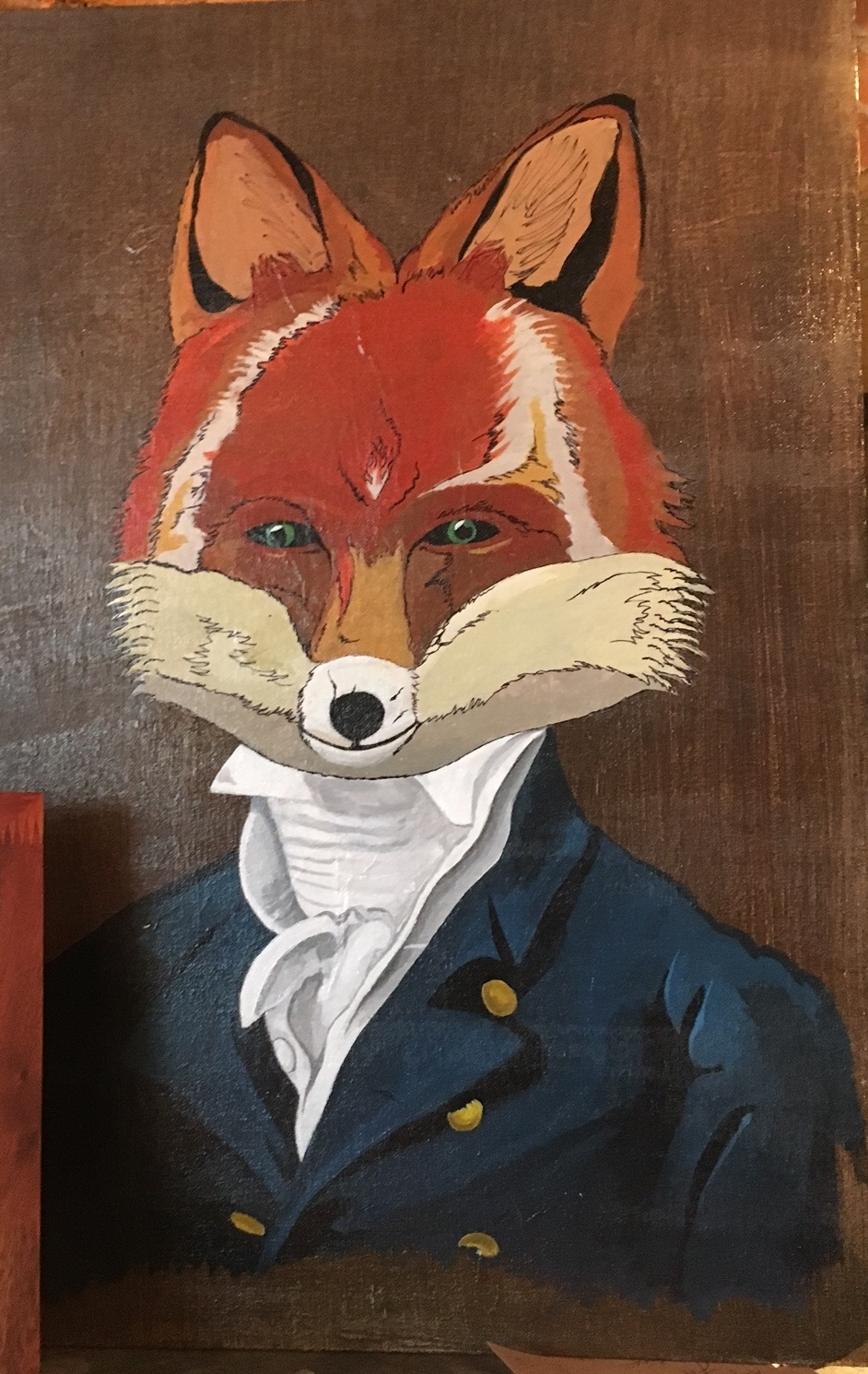 Regency Fox
