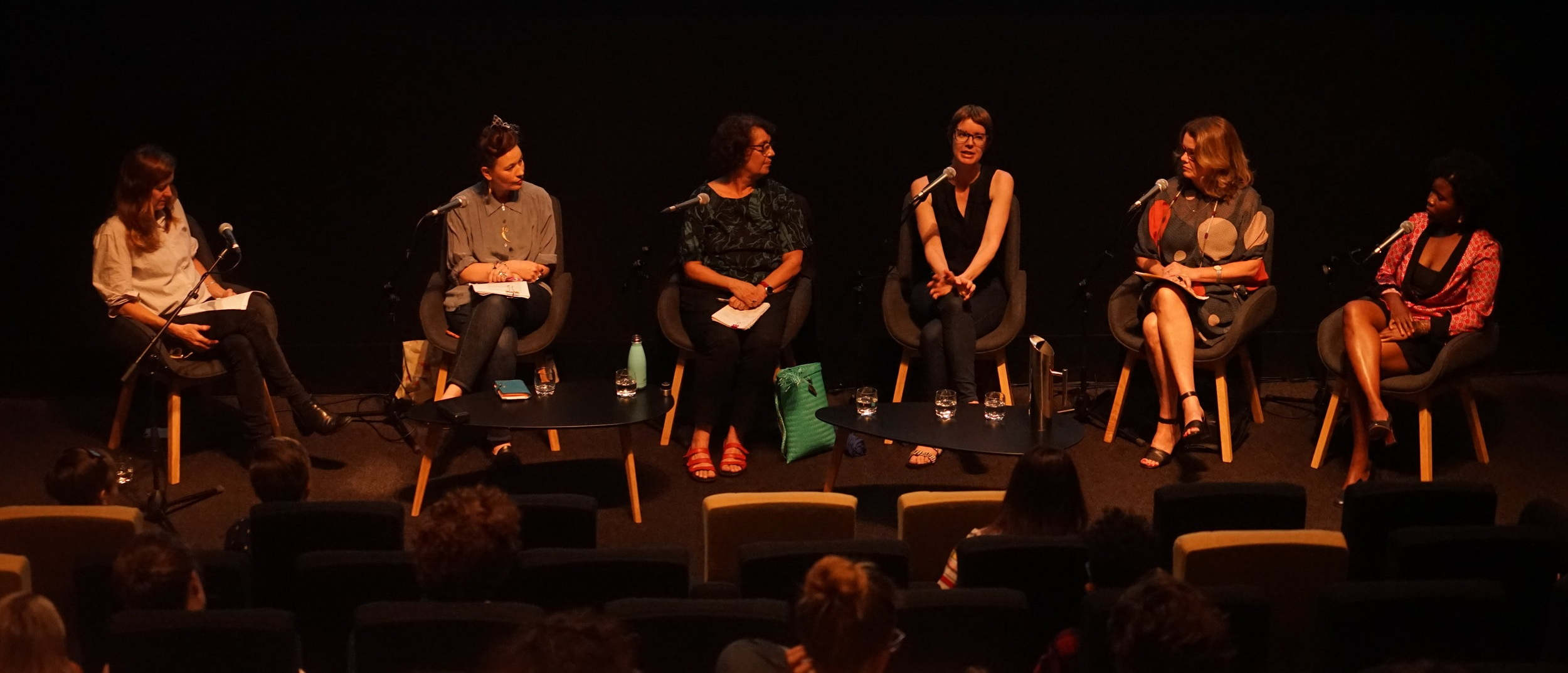 Leading the Way: Empowering Women's Leadership in the Screen Industries - Public Forum