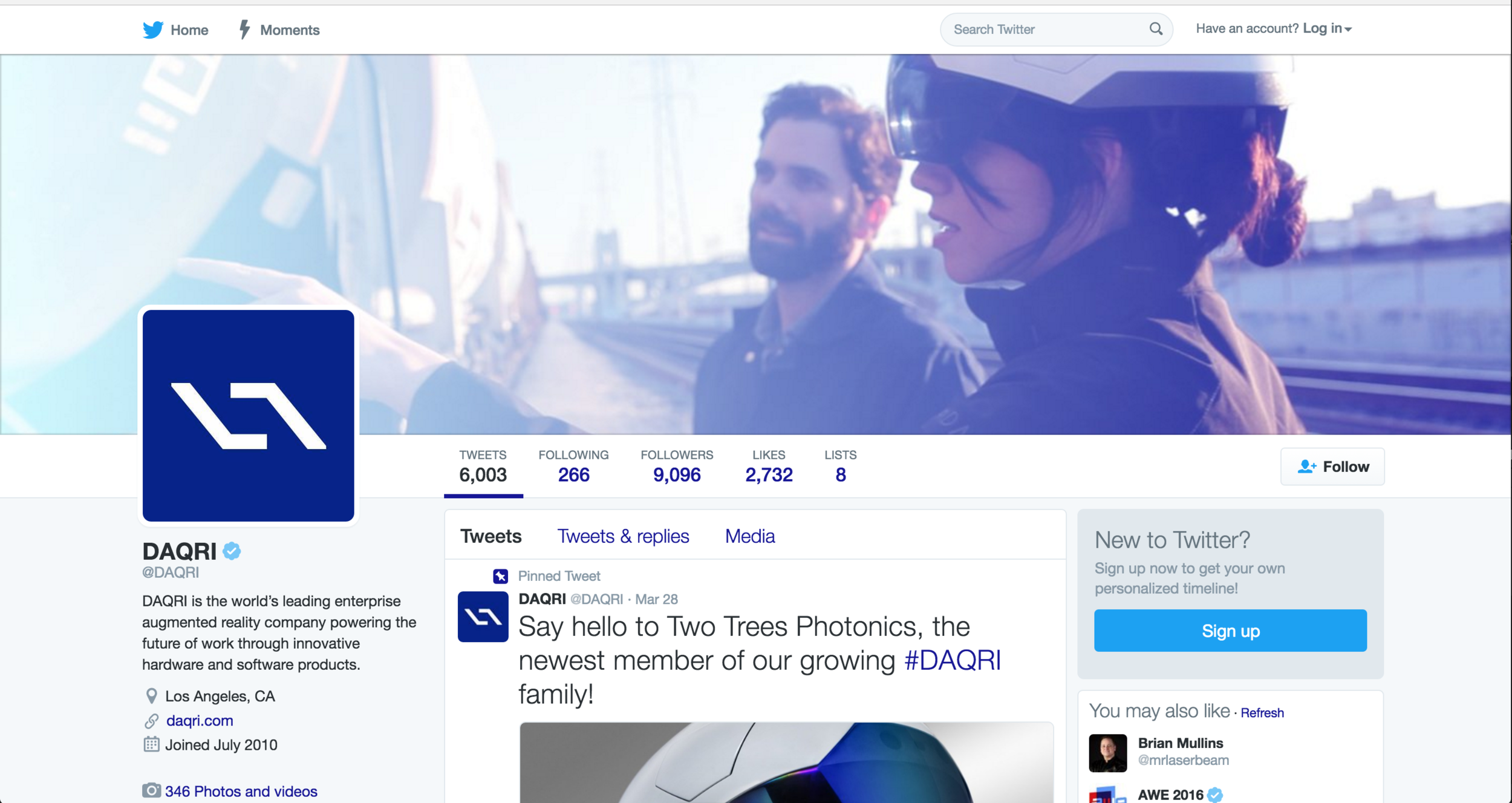 Banner for Social Accounts  Created with Photoshop