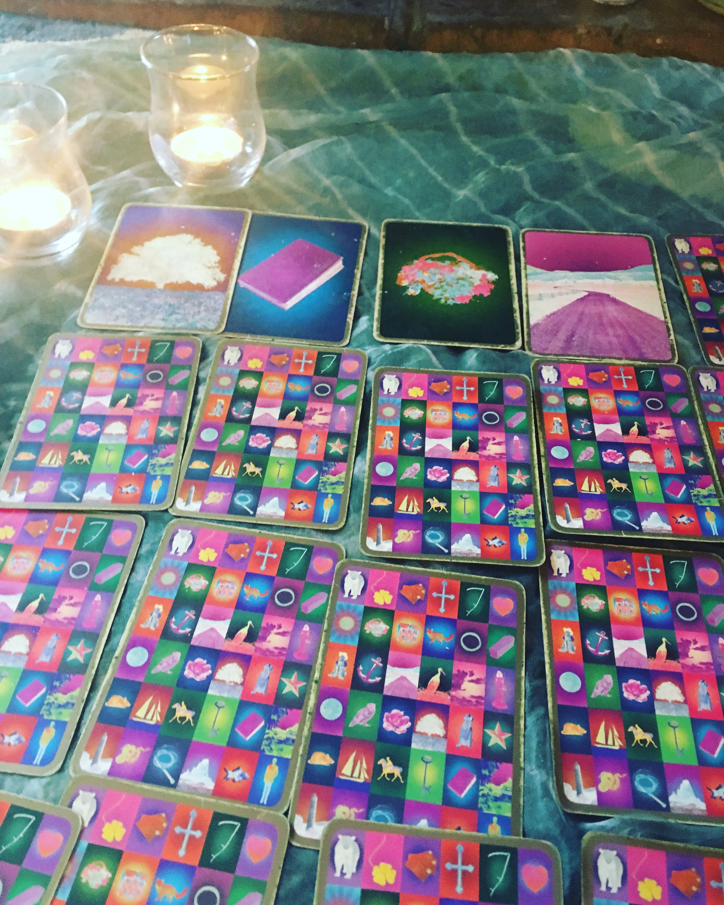 Titiana's Fortune Cards