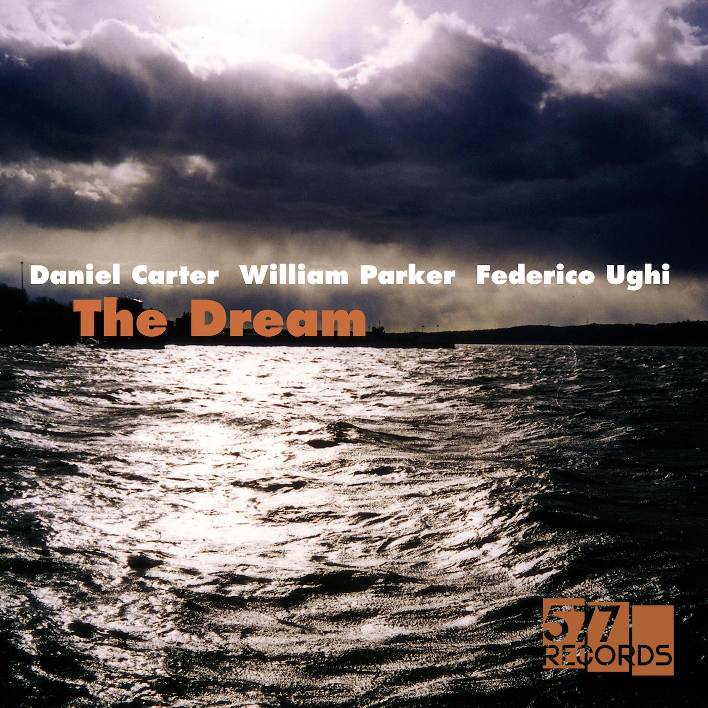 DANIEL CARTER, WILLIAM PARKER, FEDERICO UGHI THE DREAM - VINYL REISSUE