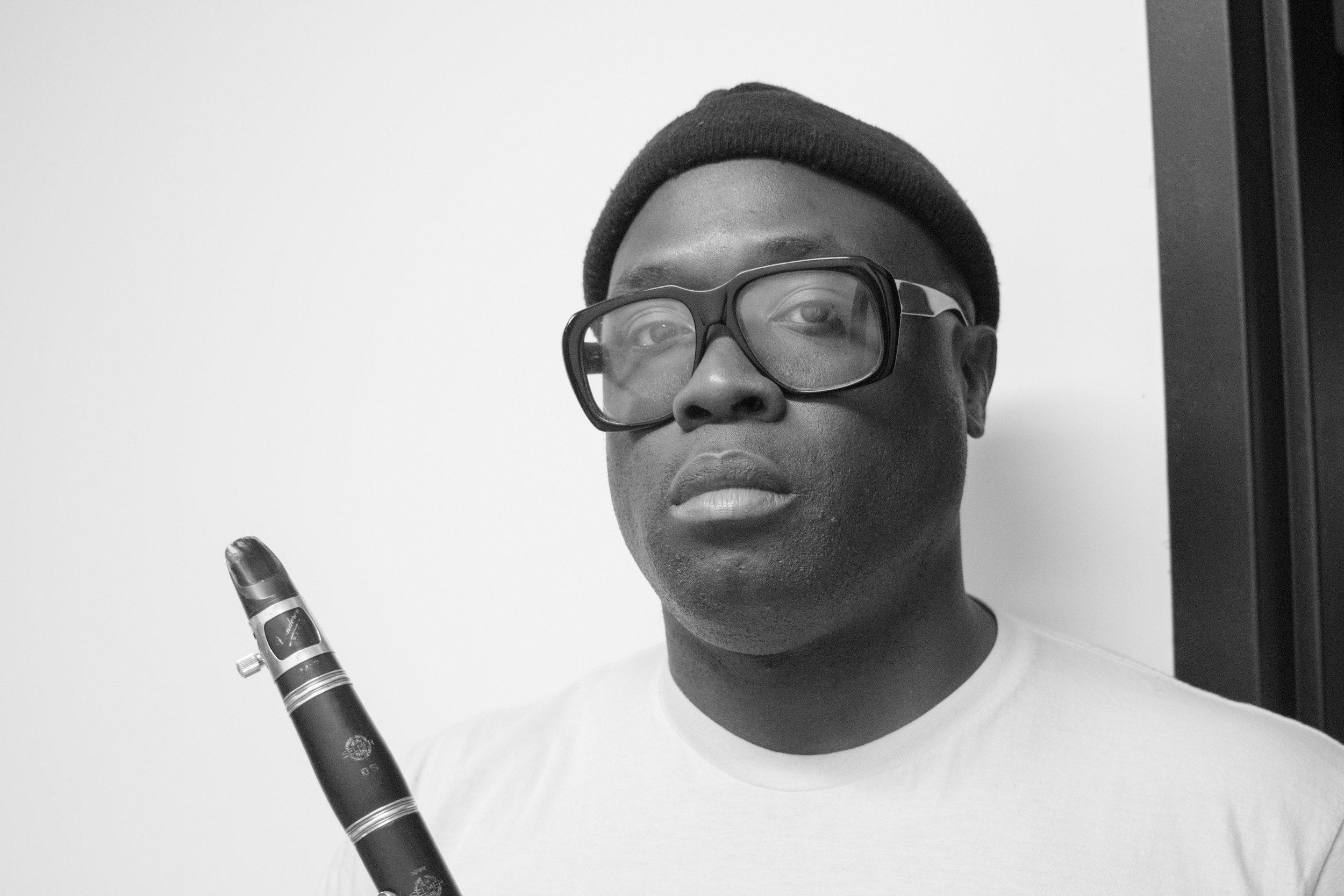 Patrick Holmes - Clarinet - Brooklyn, New York
