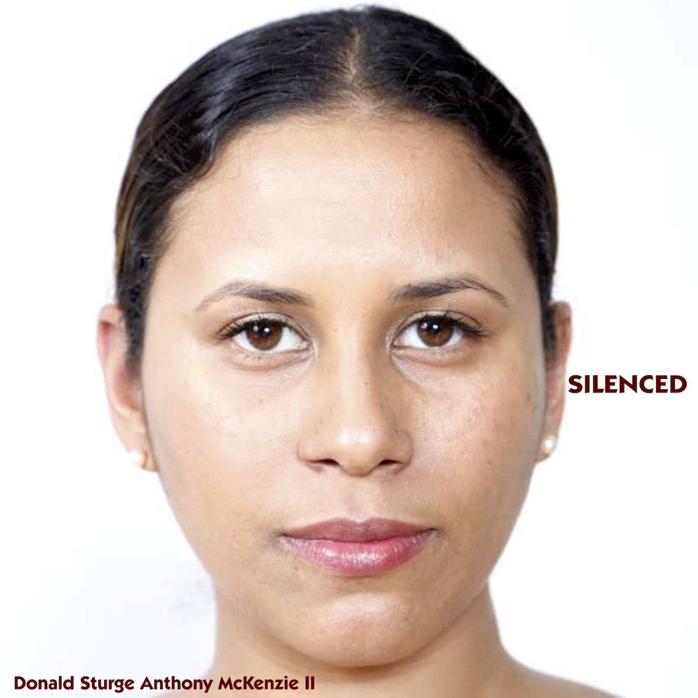 DONALD STURGE ANTHONY MCKENZIE II SILENCED FEAT. NELS CLINE, MELVIN GIBBS, VERNON REID PRE-ORDER SOON