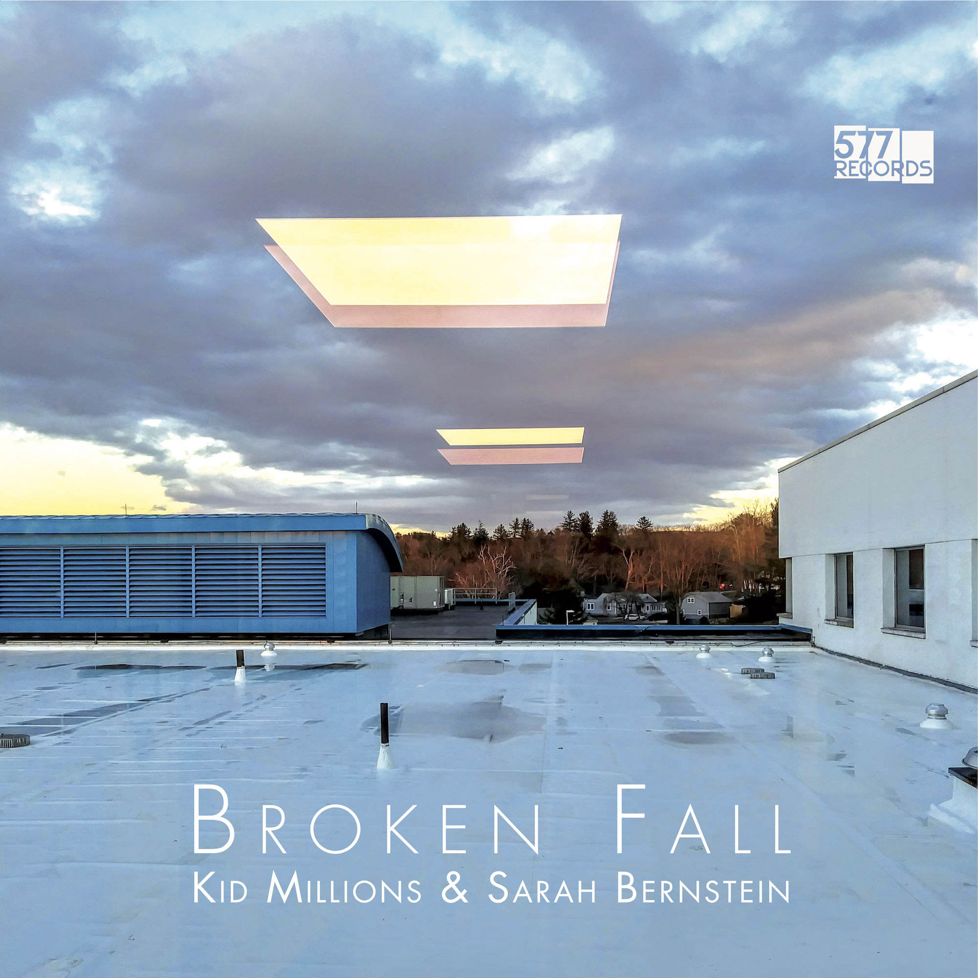 KID MILLIONS & SARAH BERNSTEIN BROKEN FALL