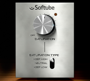 Softube Saturation Knob