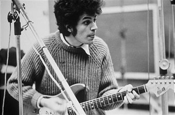 Michael Bloomfield / Foto: Elliot Landy