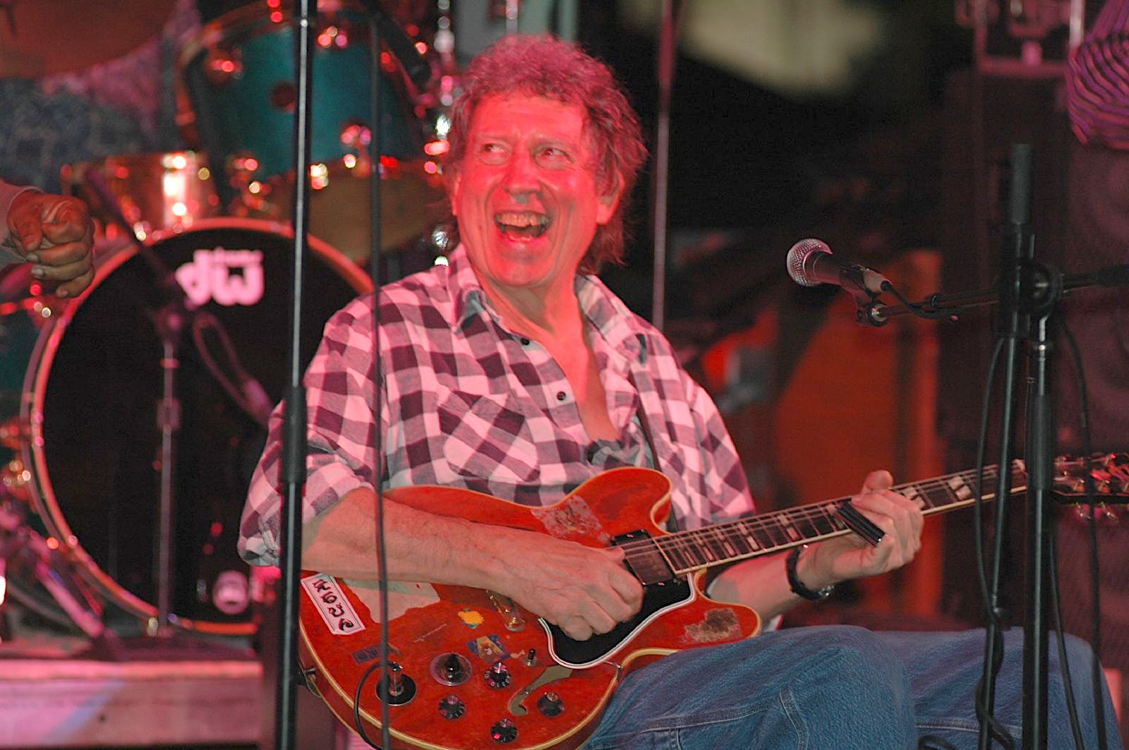 Elvin Bishop / Foto: Carl Lender