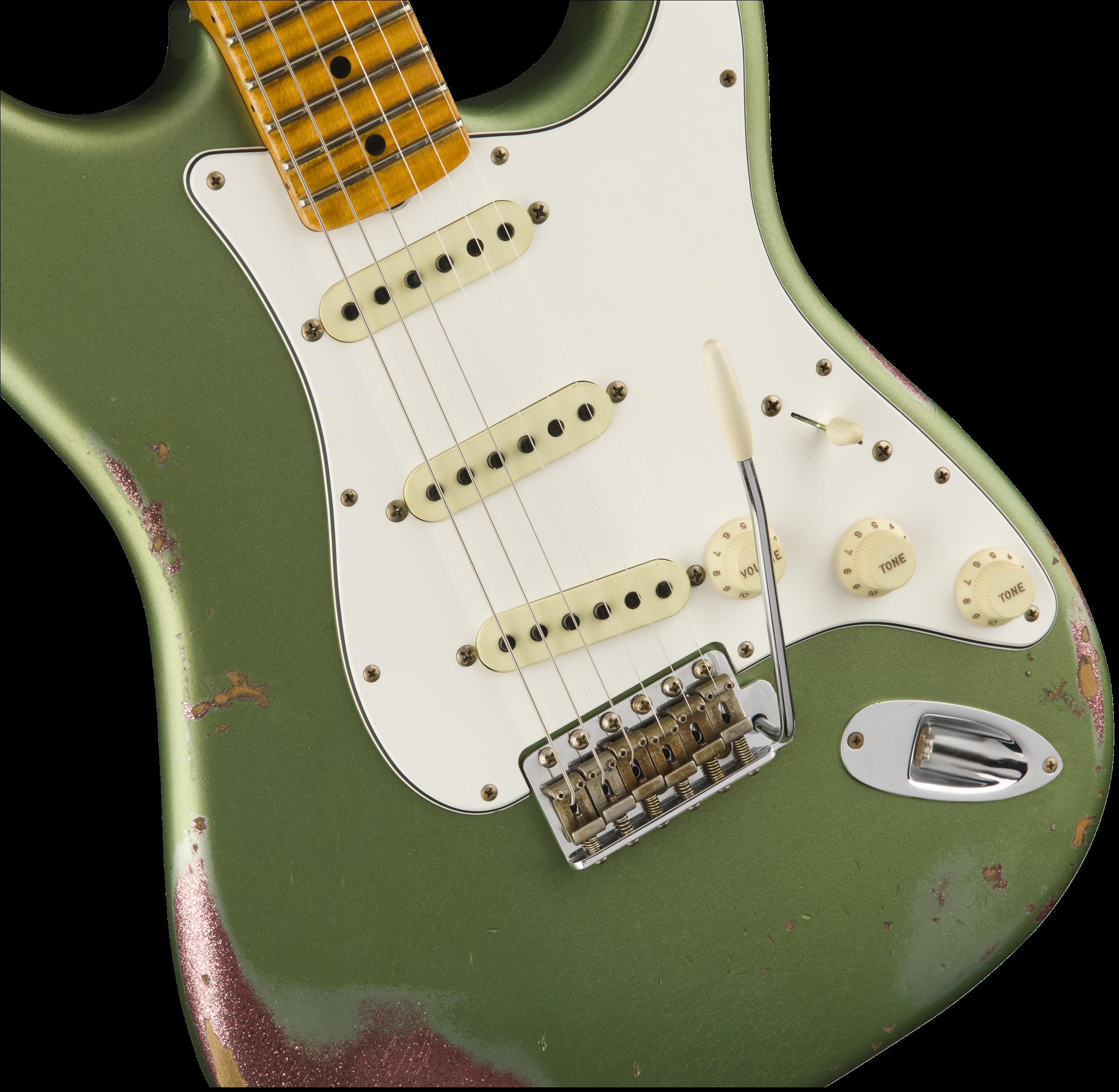 Fender Custom Shop 2017 Ltd '64 Special' Strat – Relic