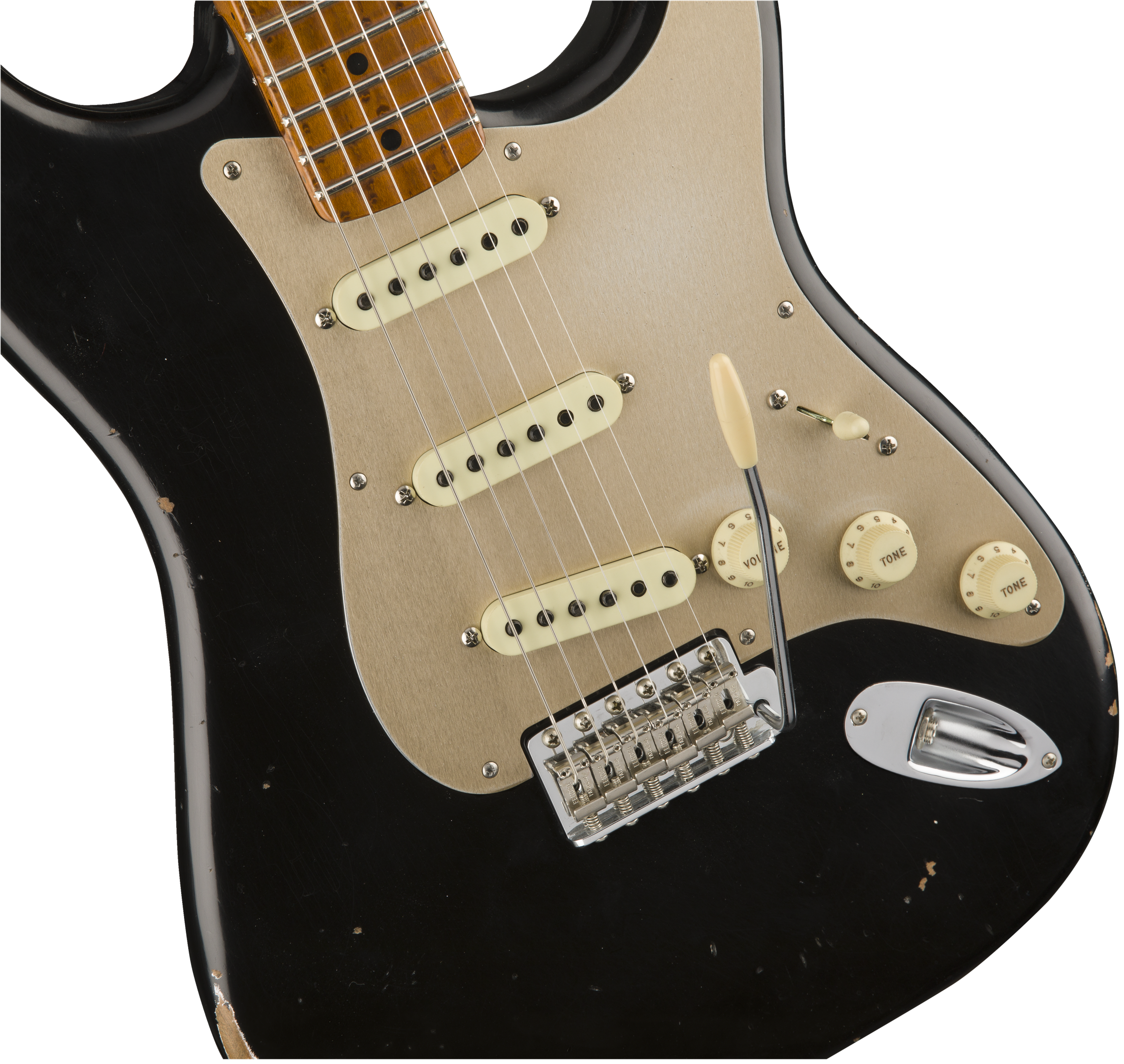 Fender Custom Shop 2017 Ltd '56 Fat Roasted Strat – Journeyman Relic