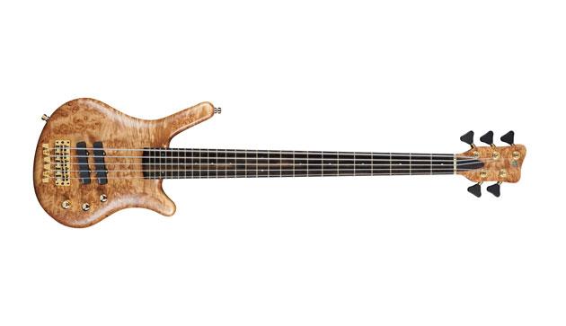 Warwick Masterbuilt Thumb NT LTD 2017 35th Anniversary 5 String