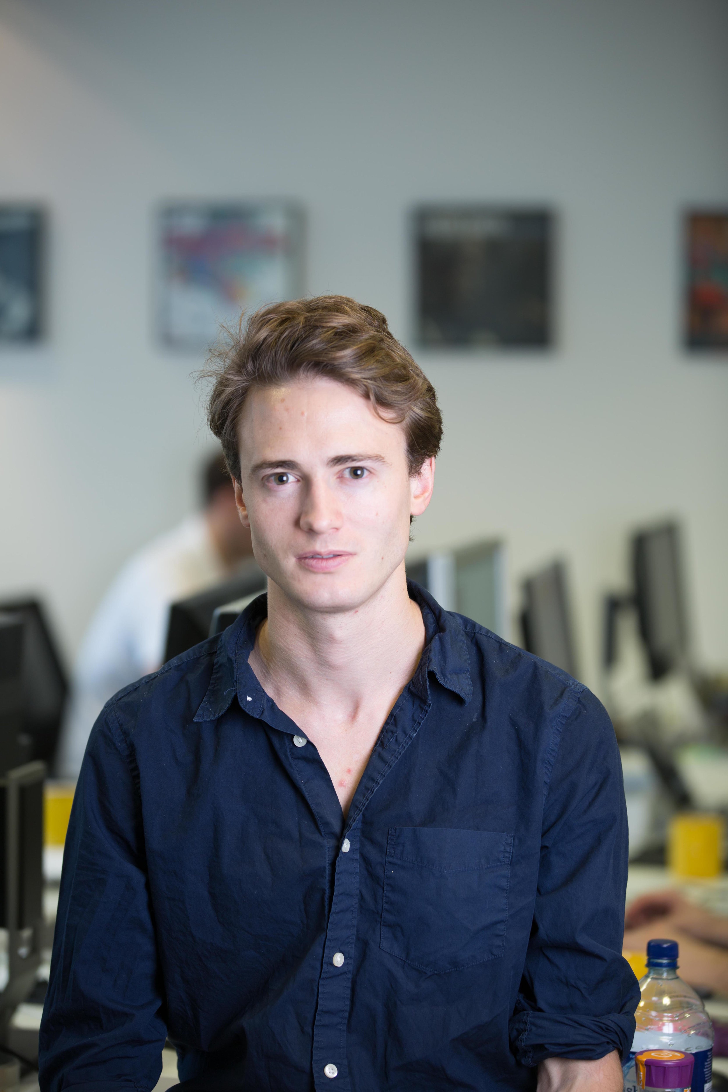 Patrick Stobbs arbetade tidigare på Google. Han grundade Jukedeck tillsammans med Ed 2012. Tre år senare lanserades köptjänsten.