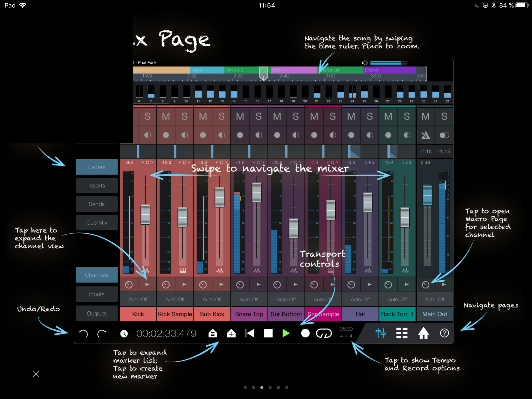Controller-appen Studio One Remote har en massa äss i rockärmen.