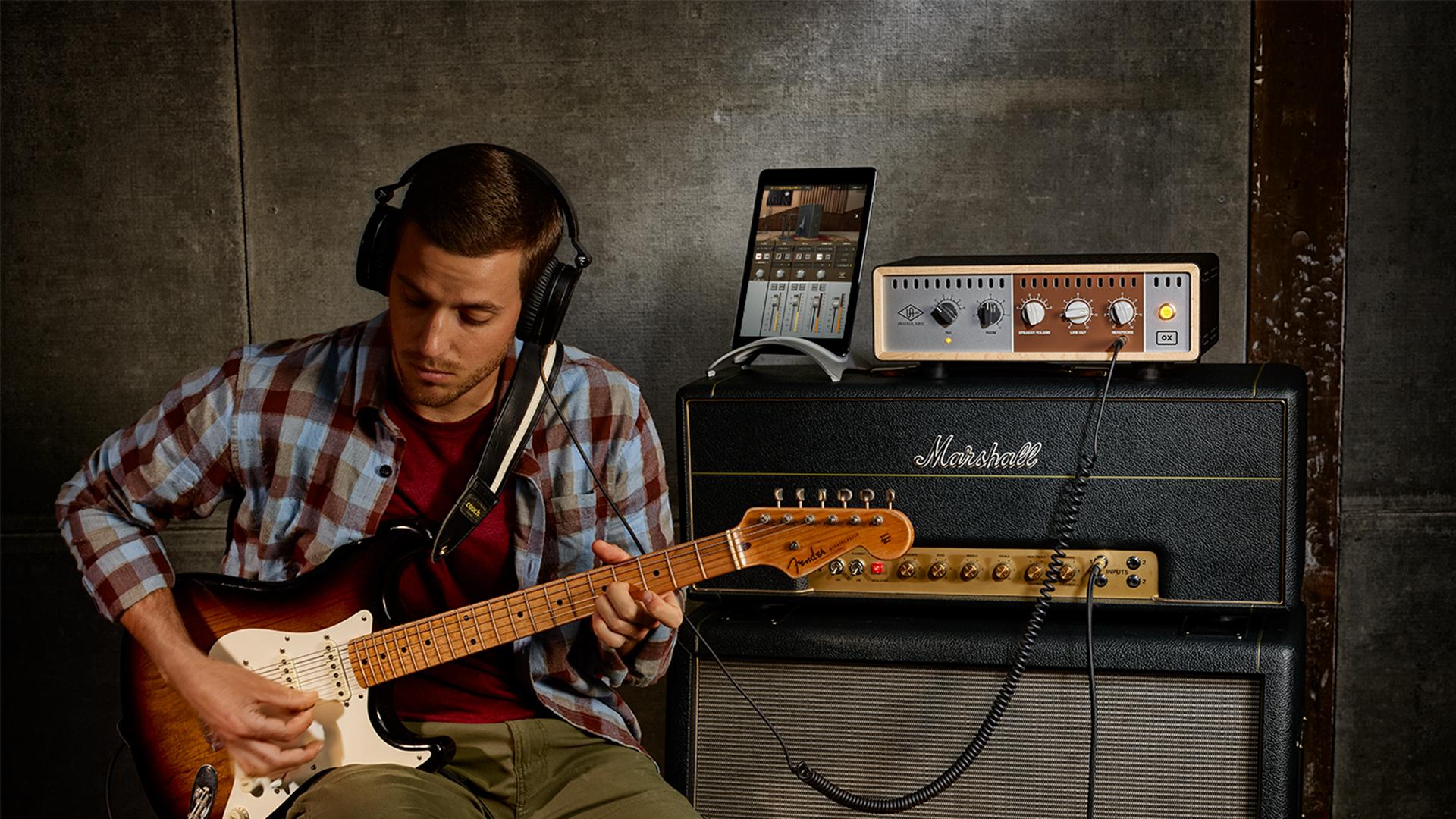 TEST: Universal Audio OX Amp Top Box