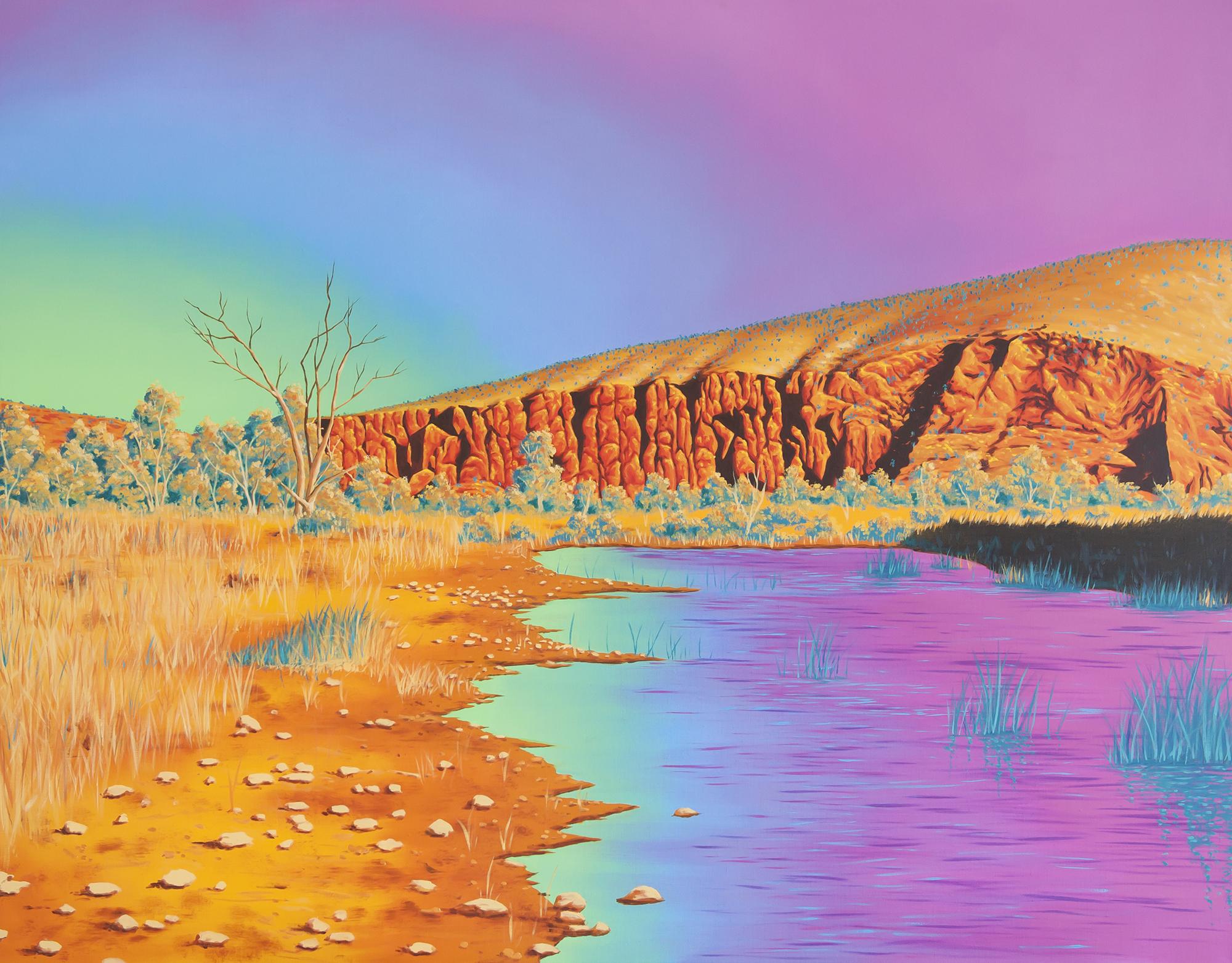 Fink River