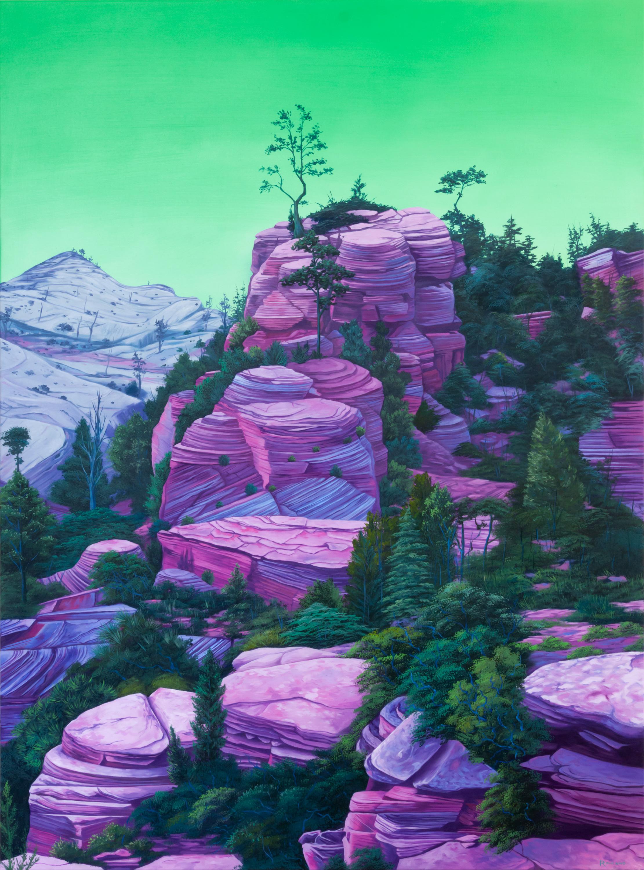 Hills of Zion