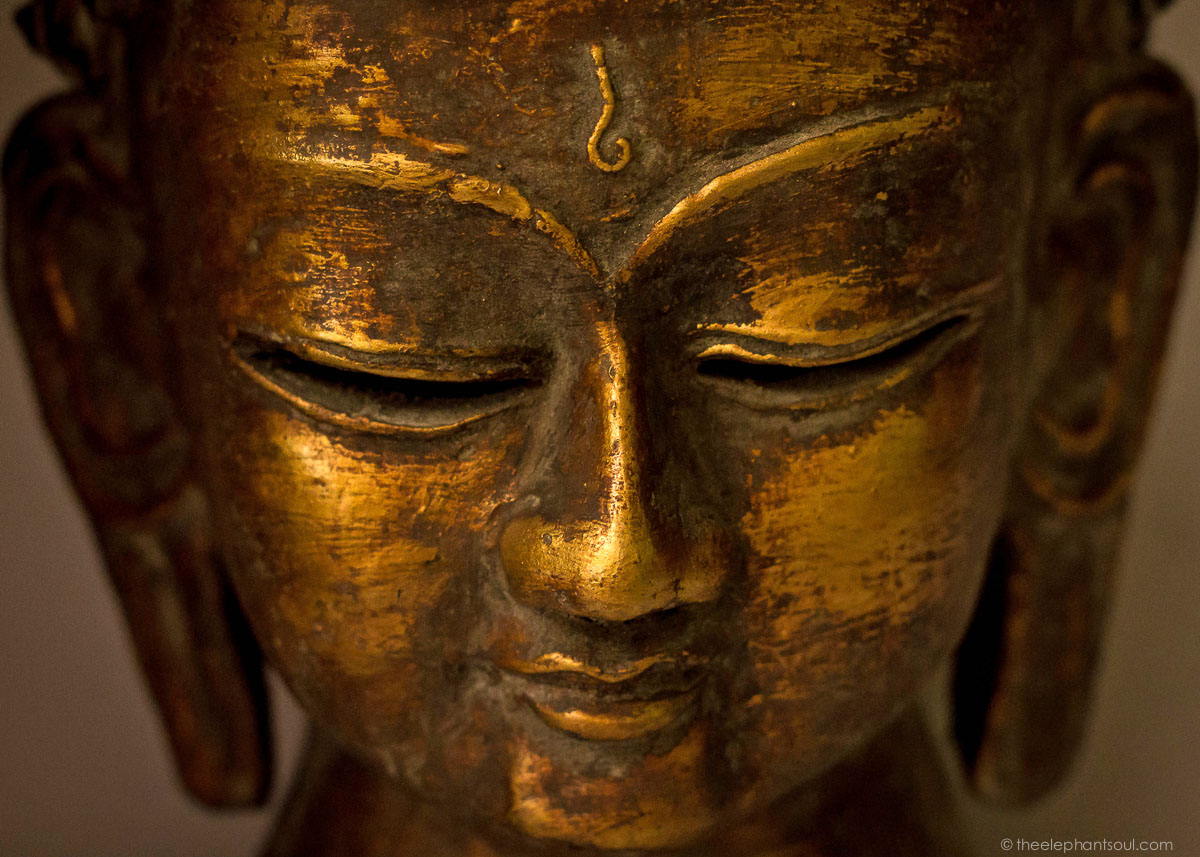 Enlightened Buddha - Kathmandu, Nepal
