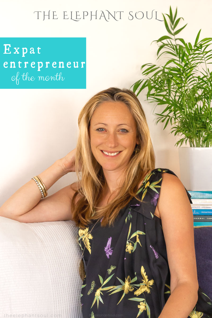 Lizzie Alexander from Sisu Holistic Health shares her personal journey to wellness. It all started in Amman, Jordan.