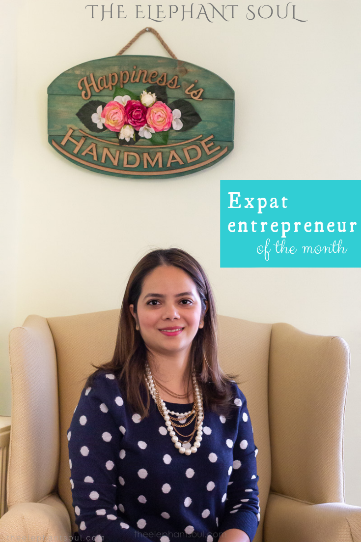Nausheen Shaikh is an Indian entrepreneur currently living in Amman, Jordan. This is her story on how to pursue your passions and keep a positive outlook when you move overseas.