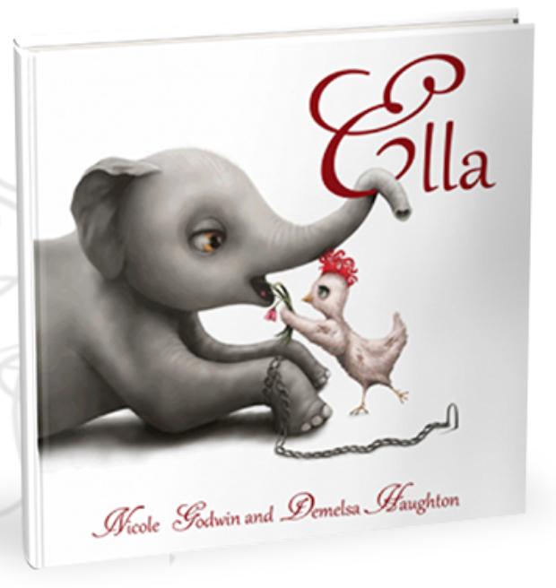 N. Godwin and D. Haughton - Ella - Book Cover.png