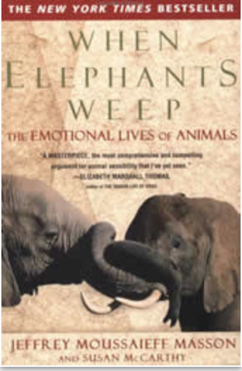 J. Masson and S. McCarthy -When Elephants Weep -Book Cover  .png