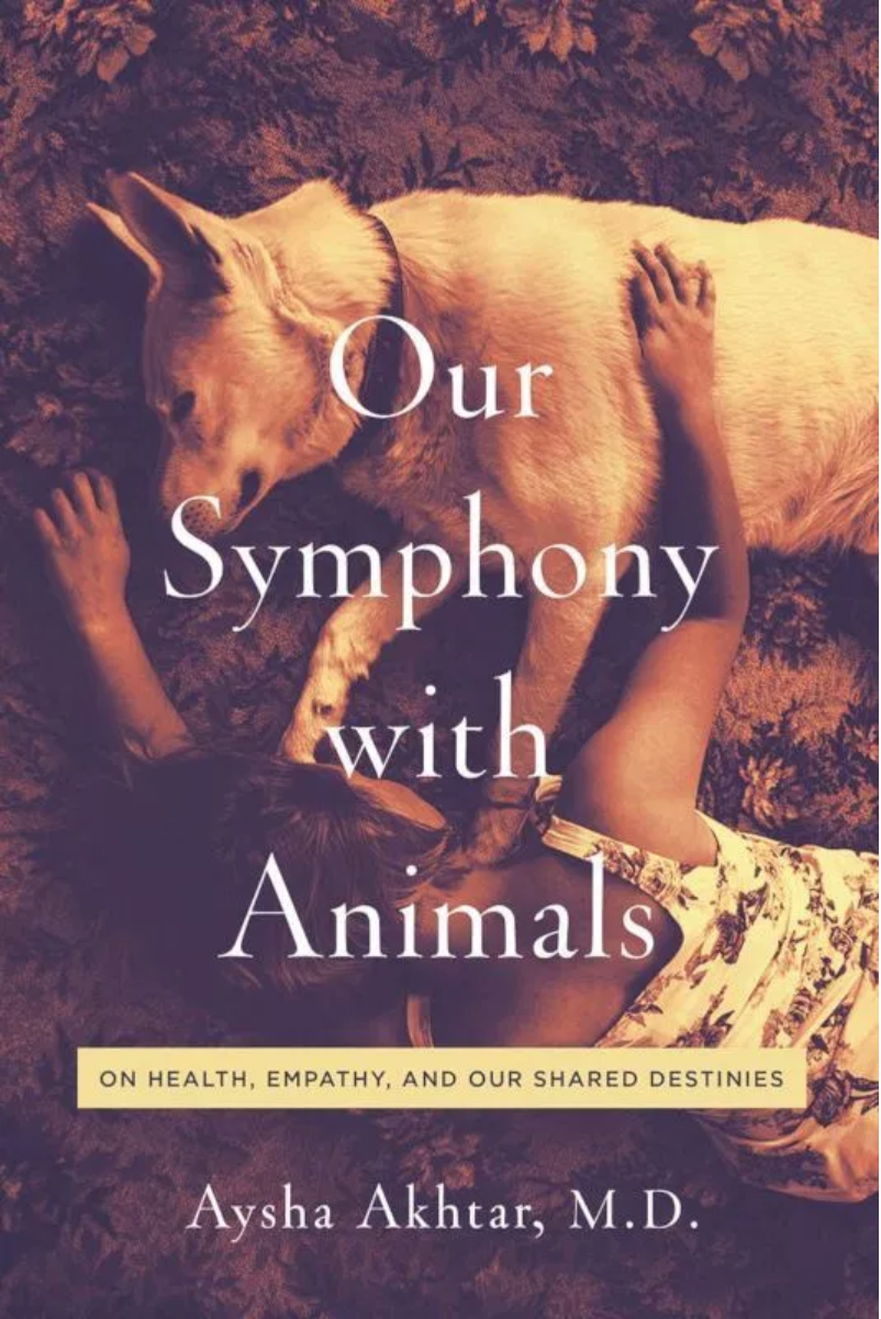 A. Akhtar - Our Symphony with Animals - Book Cover.png