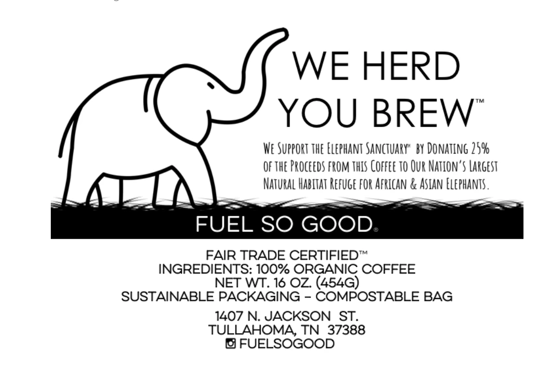 Organic Coffee - Image © Fuel So Good Coffee