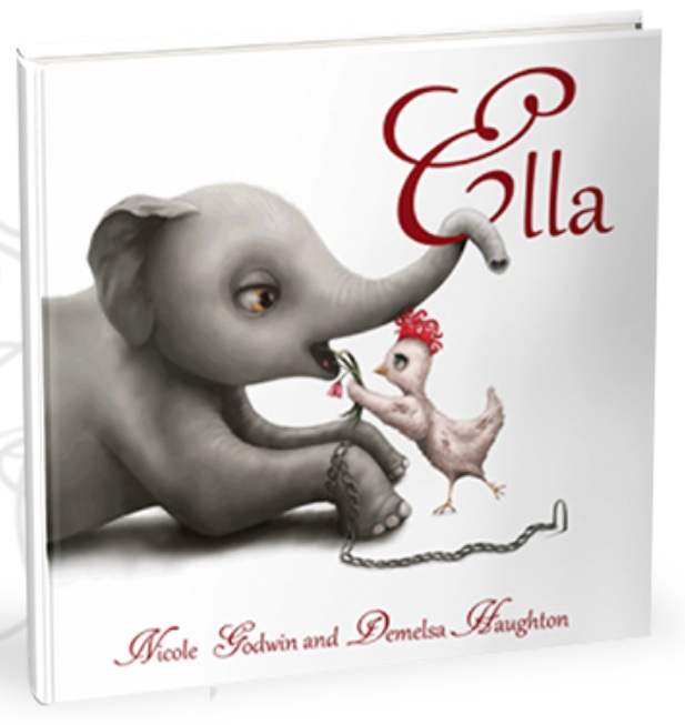 Children's book - Image ©Tusk Books