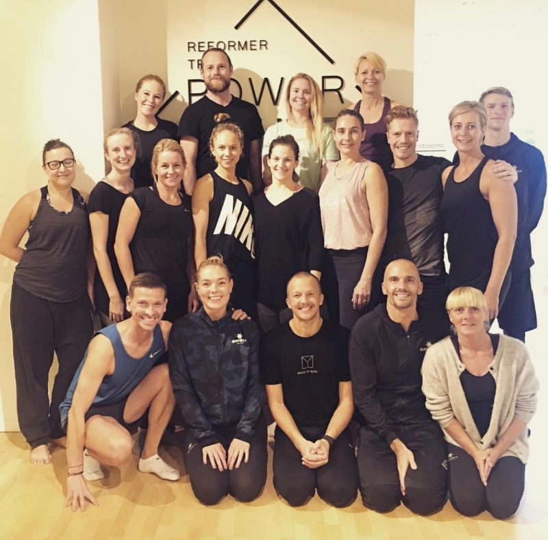 Thank you  Powerhouse CPH  for a great time in your studio. I taught a class for the members and a workshop for the teachers. Hope to back again!