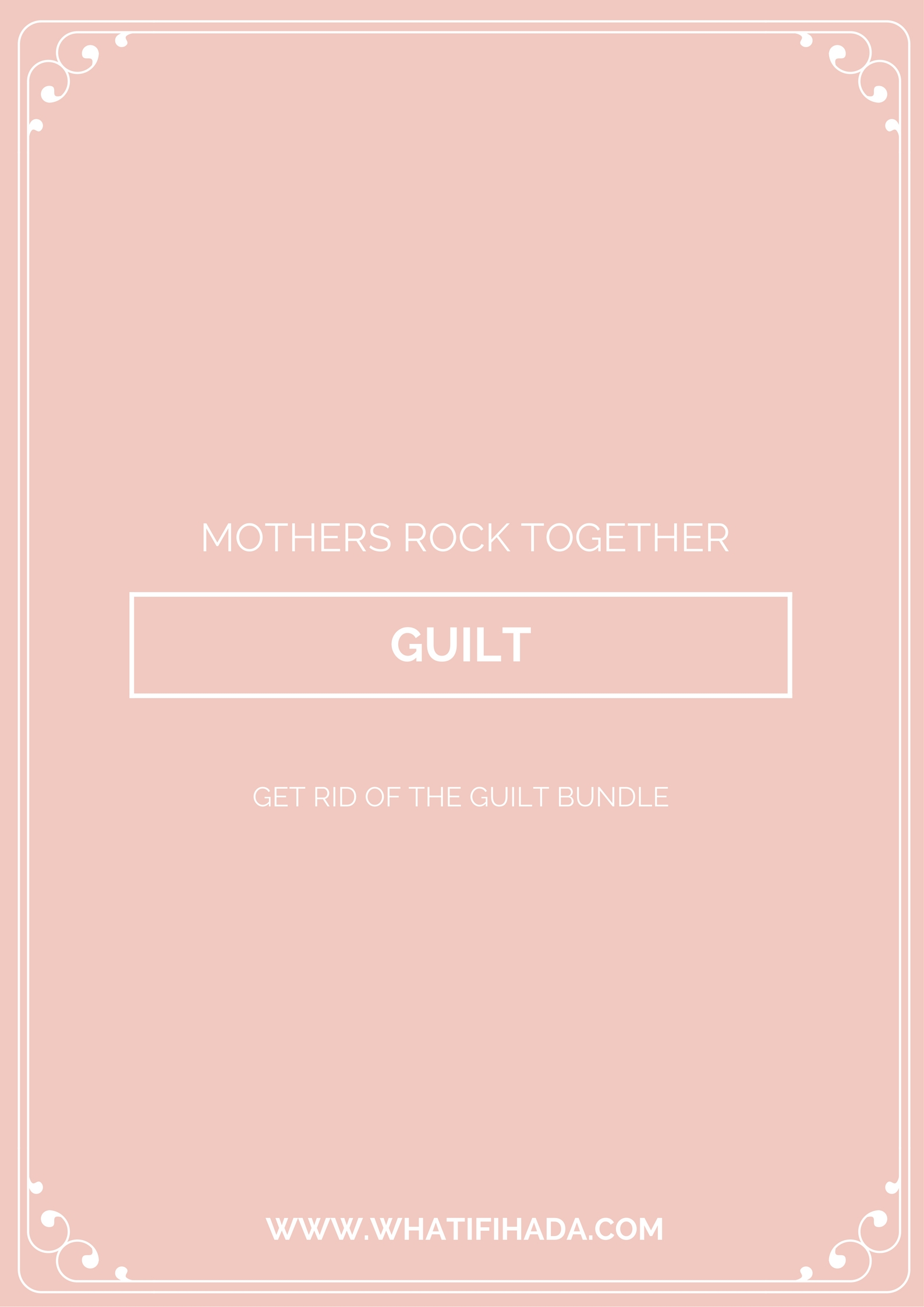 Guilt Printable