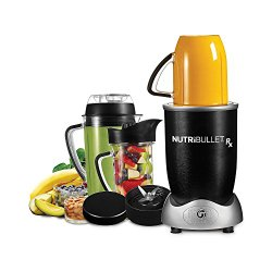 My favourite go to for a quick lunch you'll see frequently in our recipes. The NutriBullet RX, soups, hummus, smoothies yum!
