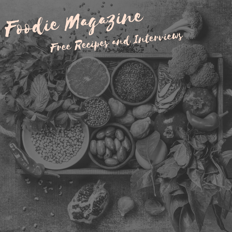 Free Foodie Magazine with Family Friendly Recipes