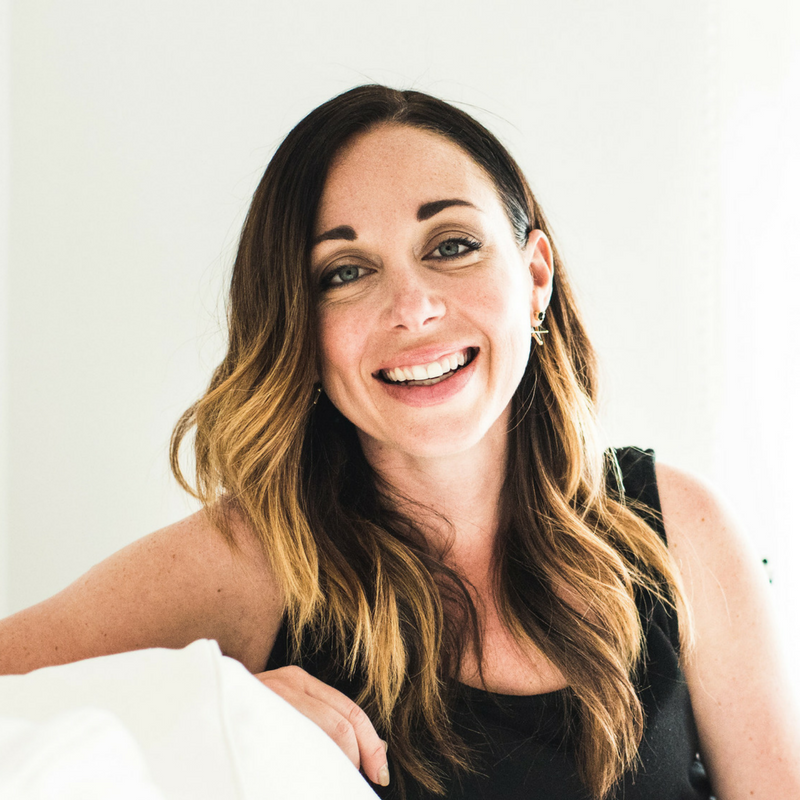 Emily Cretella - Emily Cretella is the founder of MotherHustle.com, an online publication + community featuring unpolished personal essays, inspiration-fueling advice and no-nonsense resources for creative mompreneurs, from creative mompreneurs. When she's not helping other moms find + follow their fulfillment, she runs the copywriting and content marketing firm CursiveContent.com, where she helps clients create + share stories their audiences love. She adores being mom to her two little ladies and drinking obscene amounts of coffee from mugs with pithy sayings.
