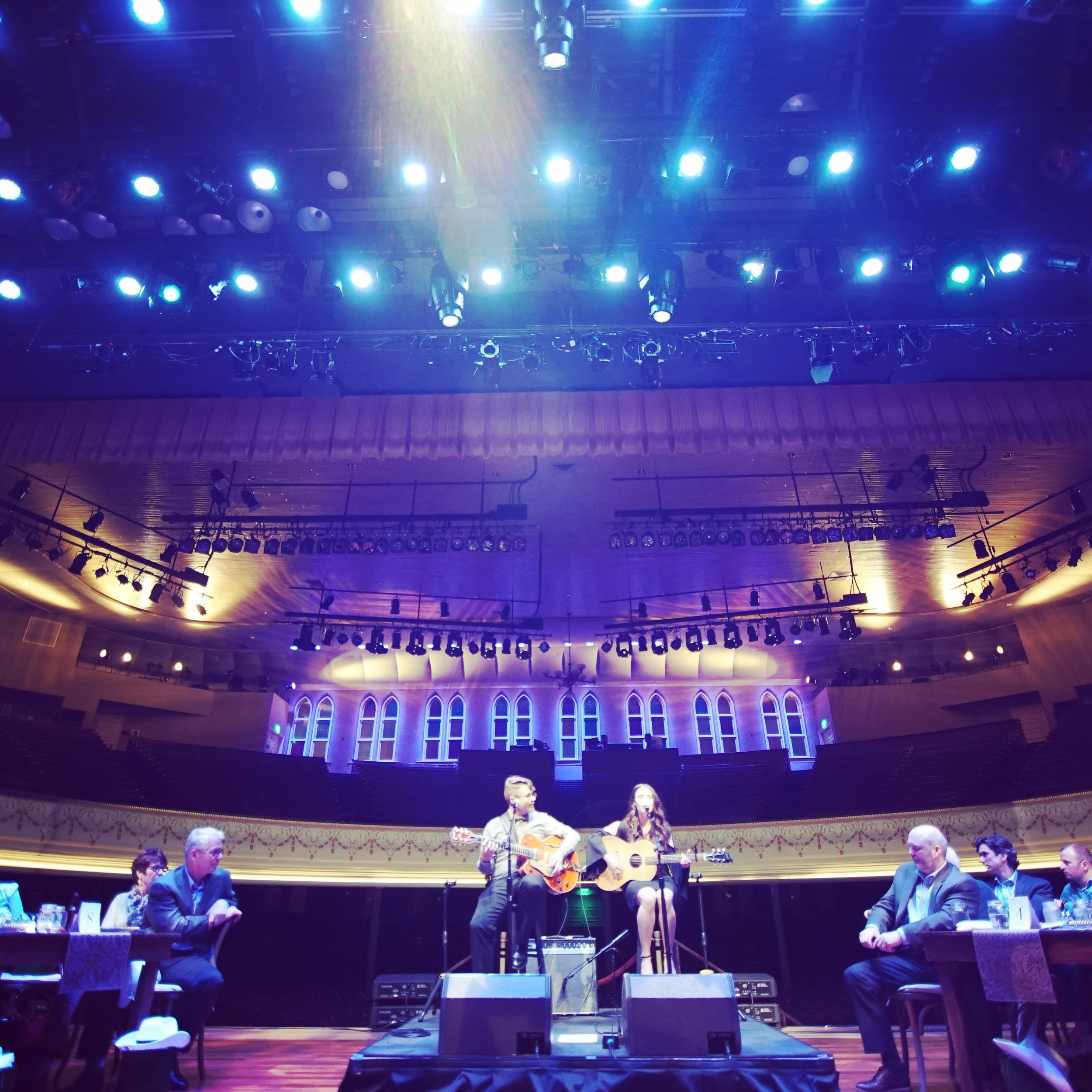 The Young Fables at The Ryman March 2018.JPG
