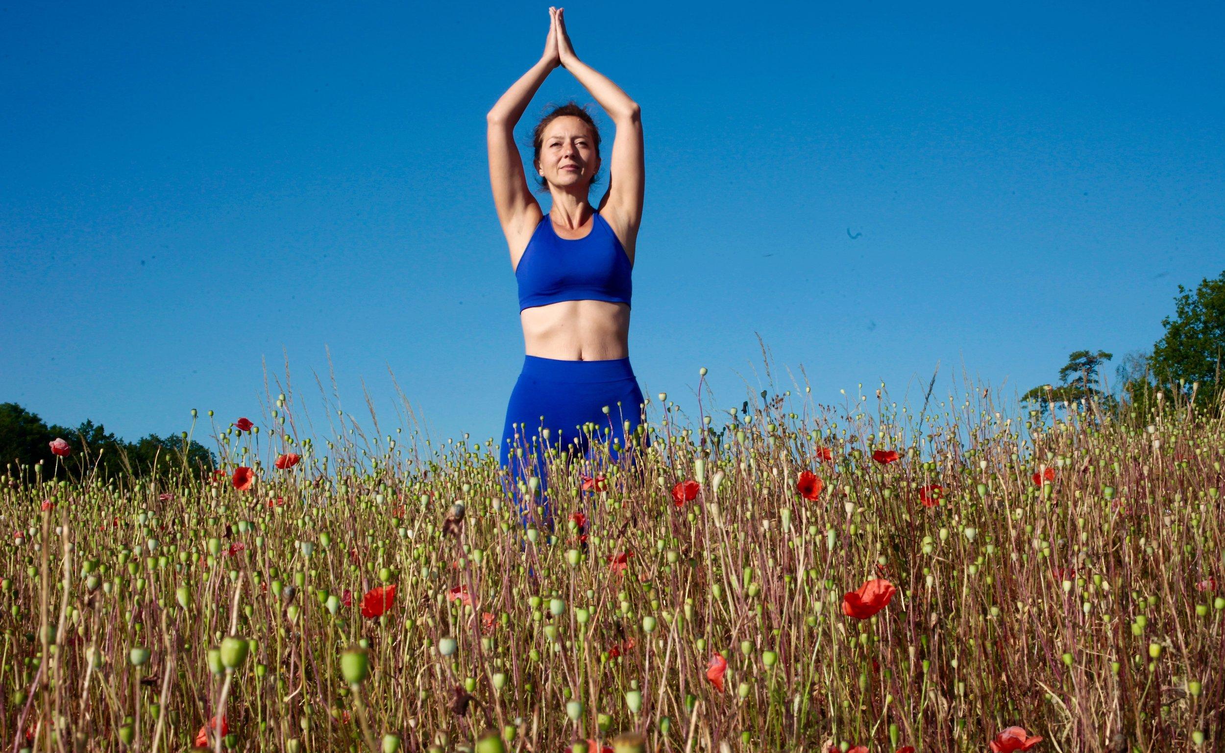 Sladjana Ivanovic / Yogalehrerin