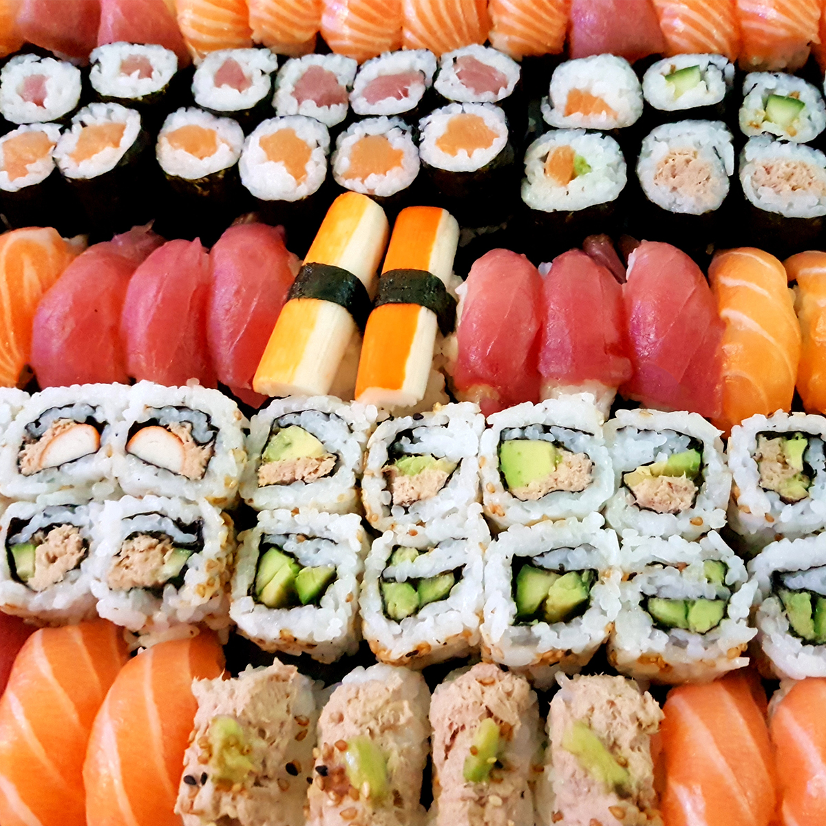 animation sushis -