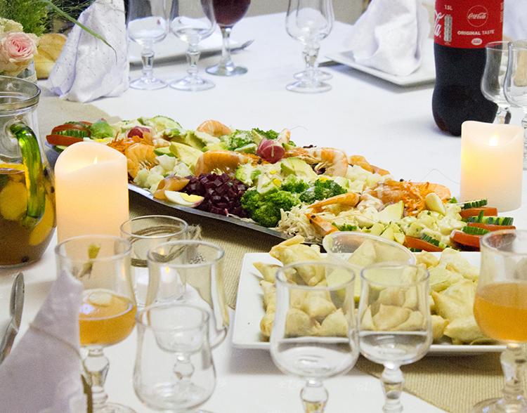 salade composée -