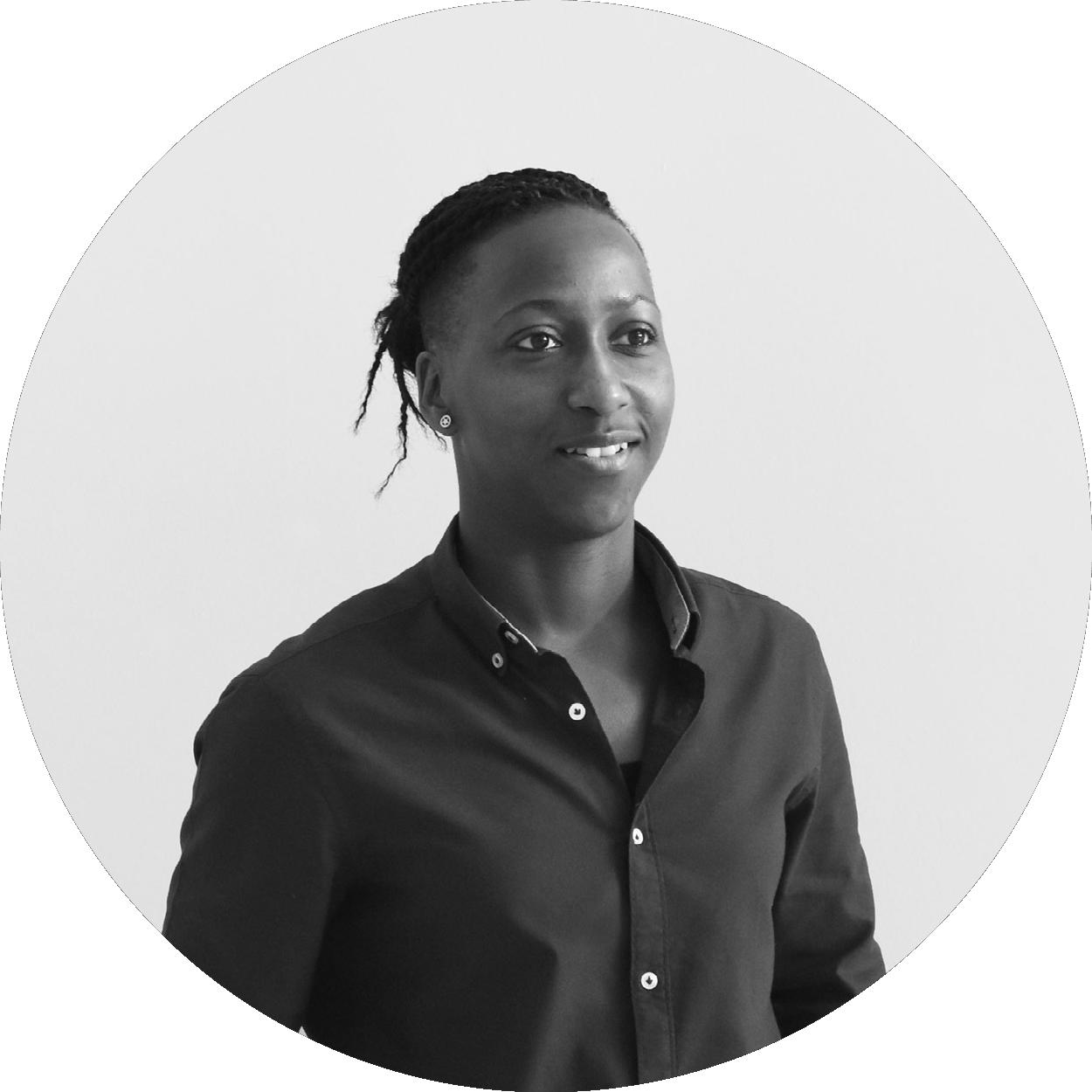 Christina Rhima - Analytical Laboratory Manager