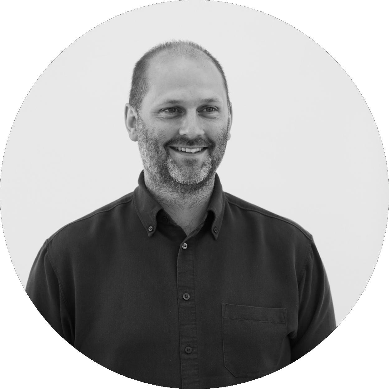 Robin Cocker - Head of Innovation