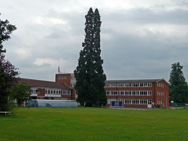 Broadwater School  in Farncombe, Godalming